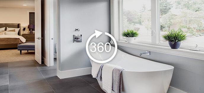 360-Grad Besichtigung